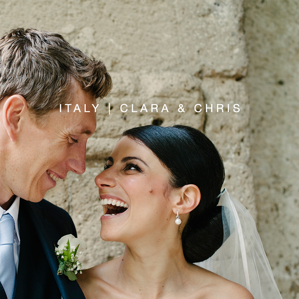 Italian Couple Destination Wedding Thumbnail Link Charlotte Knee Photography