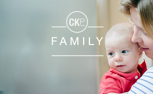 Family Portrait Photography - Charlotte Knee Photography