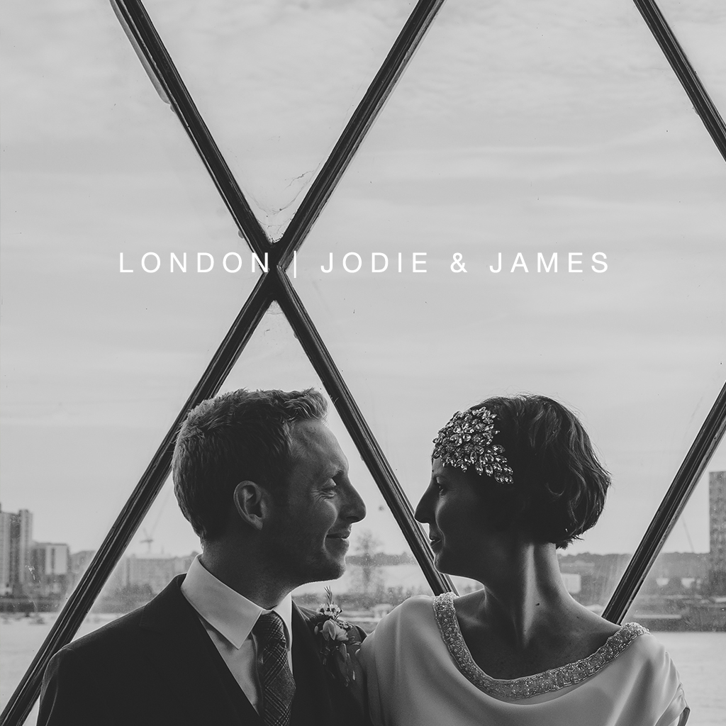 London Couple Wedding Thumbnail Link Charlotte Knee Photography