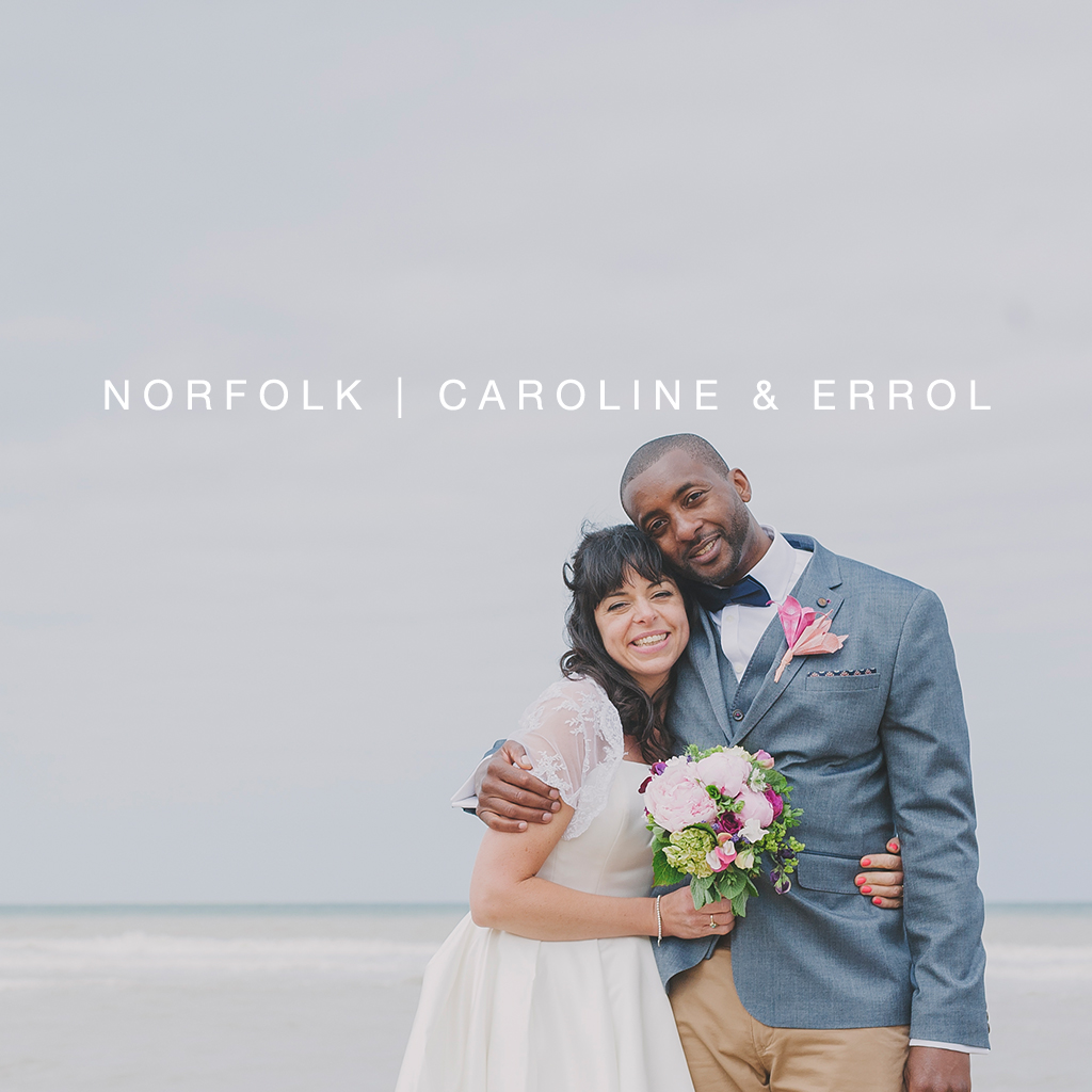 Norfolk Couple Wedding Thumbnail Link Charlotte Knee Photography
