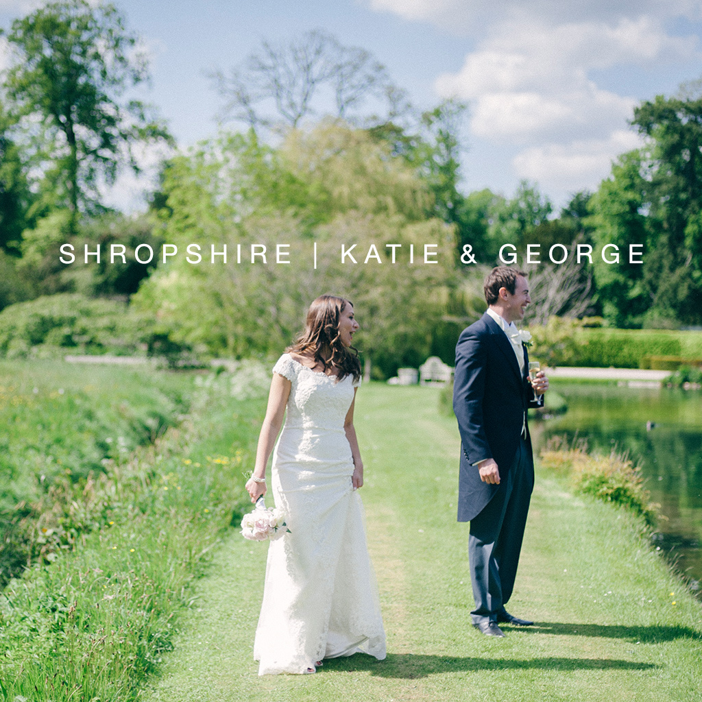 Shropshire Couple Wedding Thumbnail Link Charlotte Knee Photography